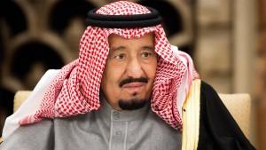Merkel für Stopp von Waffenlieferungen an Saudi-Arabien