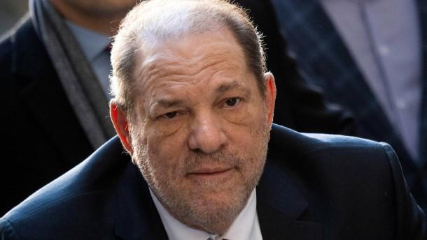 Neue Vorwürfe gegen Harvey Weinstein