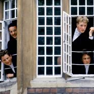 """""""Das ist der Stoff, das sind die Übungsunterlagen, und so wird der Test aussehen"""": Schüler an einer britischen Elite-Jungenschule."""