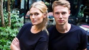 Niklas Garrn fragt seine Schwester aus