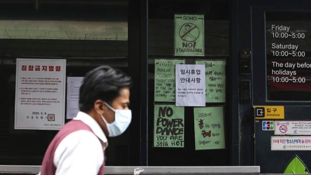 Südkoreaner fürchten zweite Welle