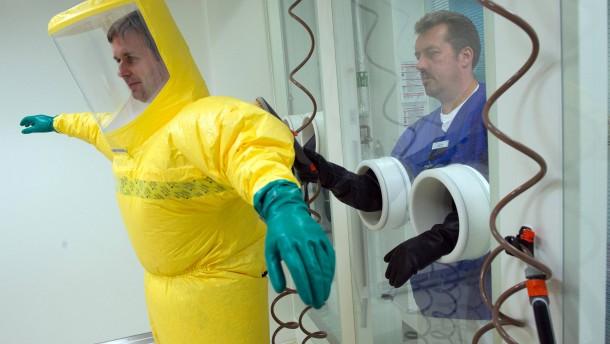 Doch kein Ebola in Bochum