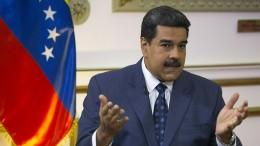 Venezuela schließt Grenze zu Brasilien