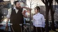 Ich dachte, die Leute würden beim ersten Jiddisch gehen