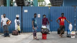 Wie das Vorbild Singapur die Kontrolle verlor