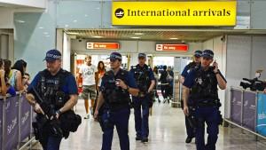 Briten erhöhen Terror-Warnstufe