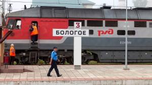 Züge für Europa