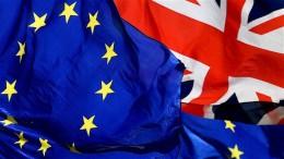 Briten nehmen an Europawahl teil - und jetzt?