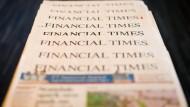 """Die Berichte der """"Financial Times"""" hatten Kursstürze ausgelöst (Archivbild)"""