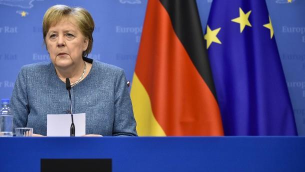 Merkel will mit Putin über Belarus-Konflikt sprechen