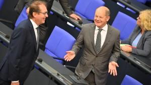 Union will zurück zur Schuldenbremse