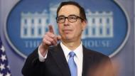 Vereinigte Staaten verhängen weitere Sanktionen gegen Syrien