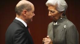 EZB-Chefin hält Streit mit Karlsruhe für beigelegt