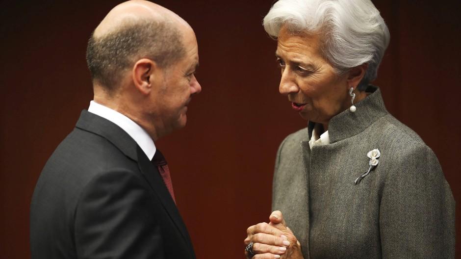 Alles wieder gut zwischen Deutschland und der EZB?