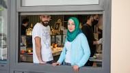 Syrische Restaurantbetreiber: Integration zum Schmecken
