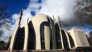 Die Ditib-Moschee in Köln