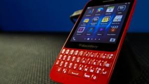 Das Blackberry missachtet Vertraulichkeit