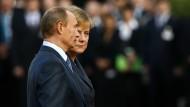 Merkel wirft Russland Einmischung in Osteuropa vor