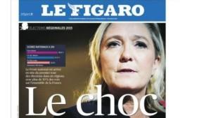 Der Wind des Zorns ist über Frankreich gefegt