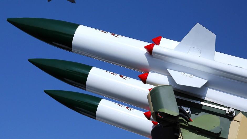 Indien löst Debatte über Wettrüsten im Weltraum aus