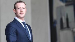 Facebooks Algorithmus kommt an die kurze Leine