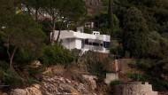 Bewegte Geschichte: Die Villa war Schauplatz zahlloser Dramen, unter anderem eines Mordes