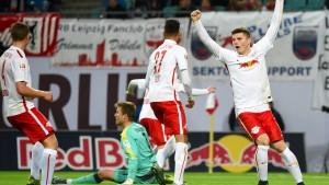 Leipzig zieht an Bochum vorbei