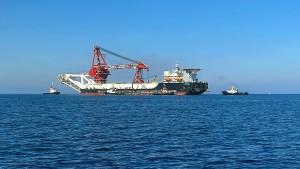 USA setzen Sanktionen wegen Nord Stream 2 aus