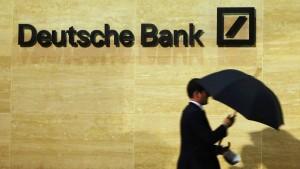Neue Vorwürfe gegen Deutsche Bank