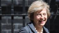 Briten hoffen auf mehr Einheit durch neue Premierministerin