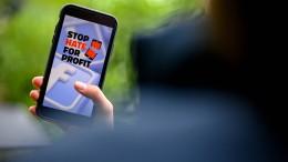 Deutsche befürworten Werbeboykott gegen Facebook