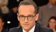 Sein Gesetzentwurf wird kontrovers diskutiert: Bundesjustizminister Heiko Maas