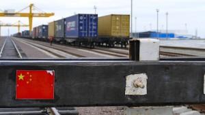China eröffnet neue Zugverbindung mit Iran
