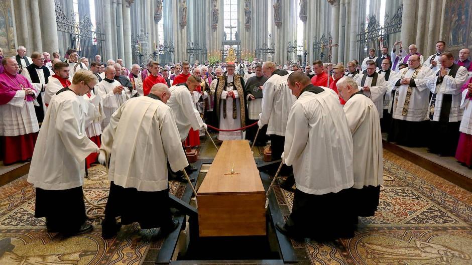 Abschied von Kardinal Meisner