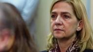 Freispruch für spanische Infantin Cristina