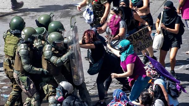 Frauen auf den Barrikaden