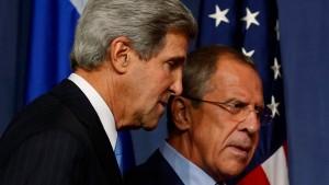Moskaus doppelzüngige Diplomatie