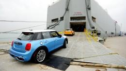 BMW unterbricht Mini-Produktion in Oxford