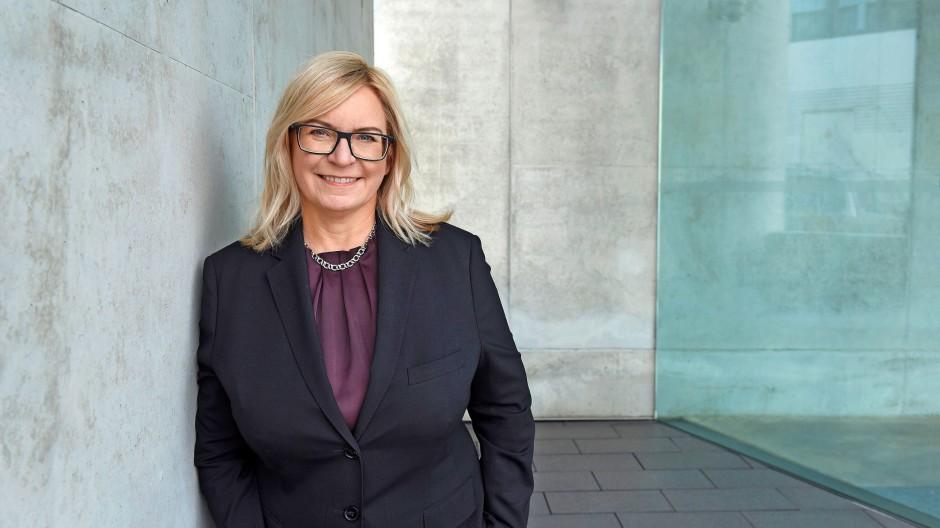 Marika Lulay ist CEO bei GFT Technologies.