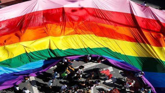 Gegen Homophobie und für Vielfalt und Respekt