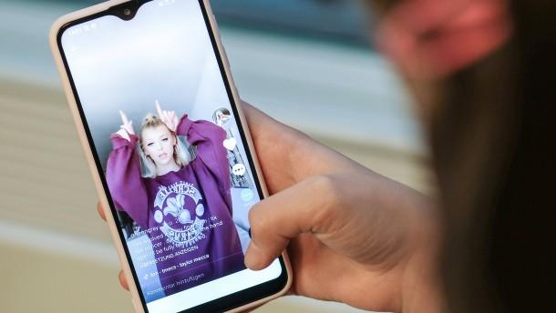 Amerika prüft Verbot chinesischer Apps wie Tiktok