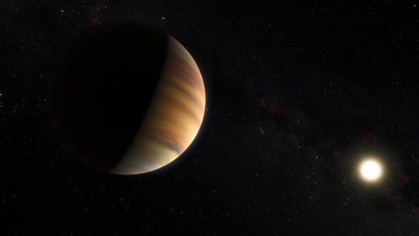 1284 neue Planeten entdeckt