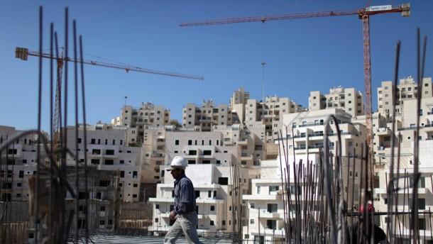 Bundesregierung und EU rügen Netanjahu