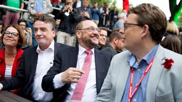 Der große kleine Partner SPD