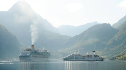 Norwegen macht die Fjorde langsam dicht