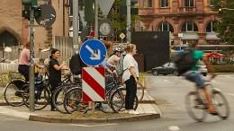 Und wer denkt an die Fußgänger?