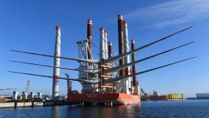 Größter deutscher Ostsee-Windpark eröffnet