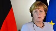 Kanzlerin Merkel steht zu ihrem Wir schaffen das!