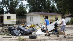Rom lässt Roma-Siedlung räumen