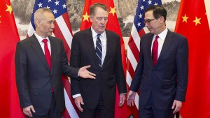 Amerika will offenbar weitere chinesische Unternehmen aussperren